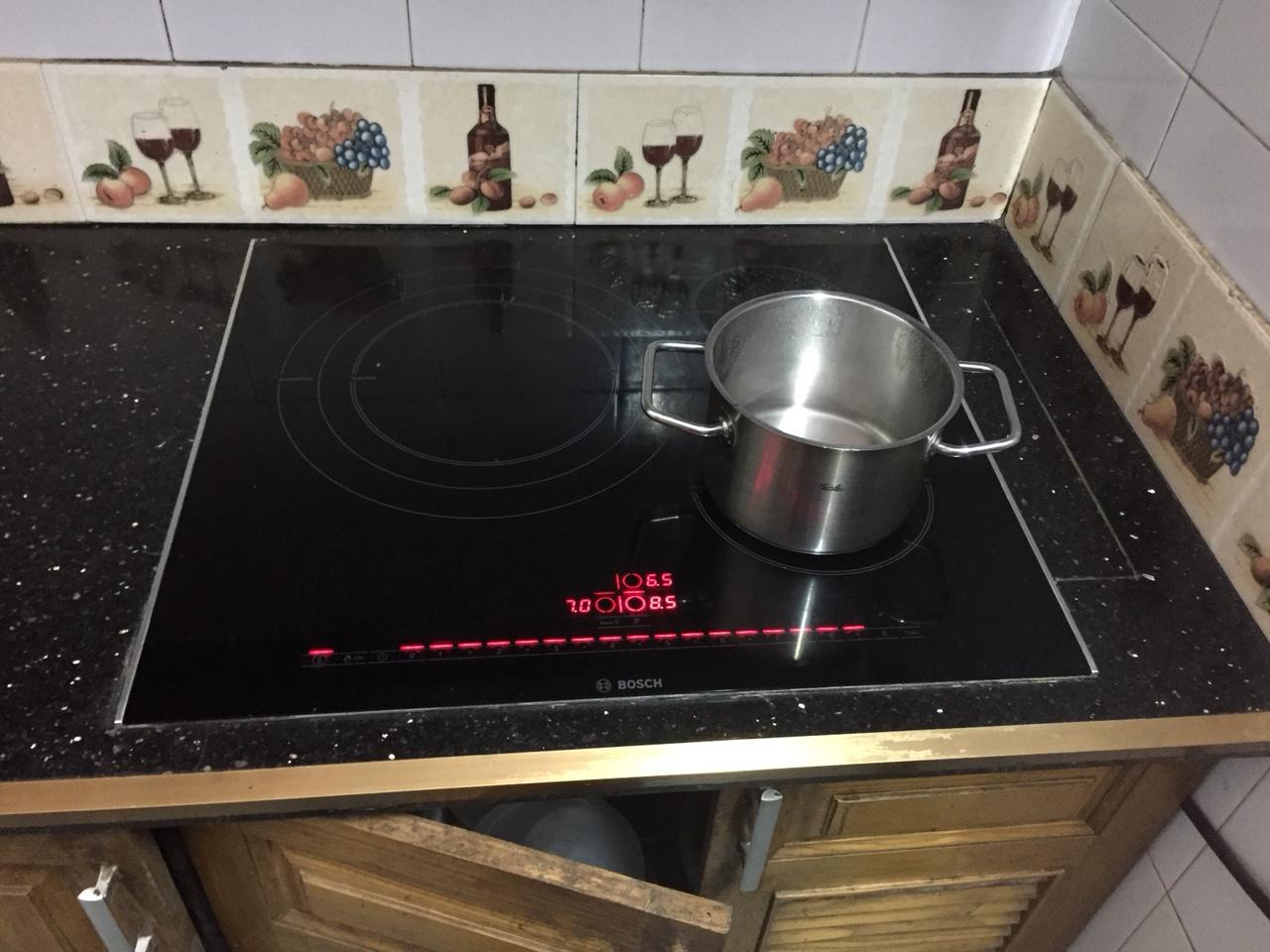 Ý nghĩa các mã lỗi thường gặp khi dùng bếp từ Bocsh